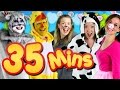 Old MacDonald Had a Farm & More! 35mins Kids Songs Collection Compilation | Bounce Patrol