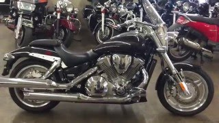5. 2007 Honda VTX 1800 description