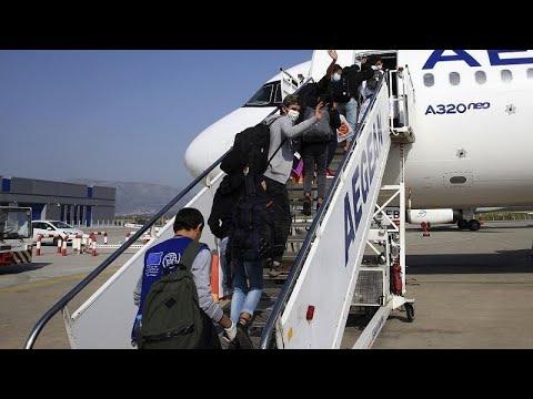 Αθήνα: Άρχισαν οι μετεγκαταστάσεις ασυνόδευτων ανηλίκων…