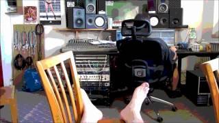 Video 06 Nahrávání EP Na rovinu - Matěj (Na srdci)
