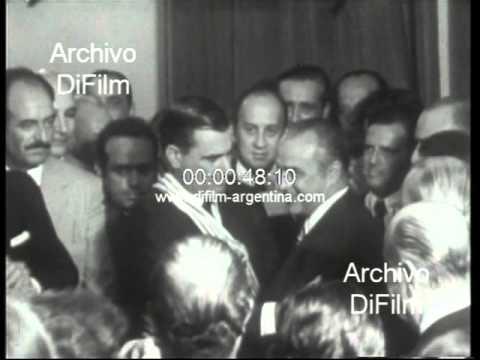DiFilm - Asume Juan Maria Bordaberry en Uruguay 1972