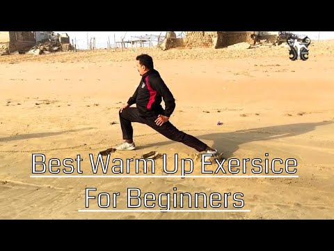 Complete Body Warm Up And Stretching Exercises For (beginners) | Karate Tutorials