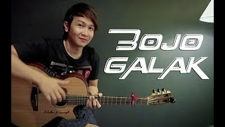 (Pendhoza / Nella Kharisma / Via Vallen) Bojo Galak - Nathan Fingerstyle  | Guitar Cover Video
