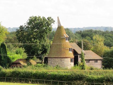 Detling – North Downs Way – Pilgrim's Way – Thurnham round | kent  Walks