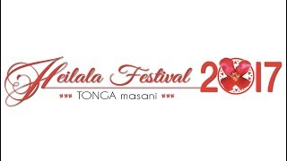 Miss Heilala Pageant Prize Giving & Crowning of Miss Heilala 2017/2018. Tonga Masani - Heilala Festival. Queen Salote Memorial Hall, Nuku'alofa, Tongatapu, ...
