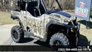 5. 2017 Polaris GENERAL 1000 EPS Hunter Edition Pursuit Camo...
