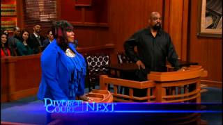 Everyone's Cheating In Moss-Lee Vs. Lee On DIVORCE COURT (Full Episode)