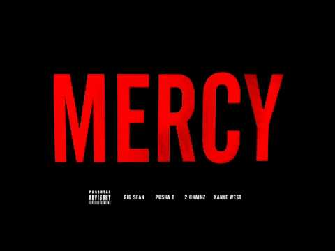 Kanye West - Mercy Ft Big Sean, Pusha T & 2 Chainz [G.O.O.D Music]