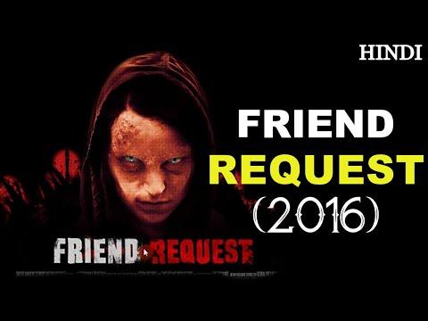 FRIEND REQUEST (2016) Explained In Hindi | Haunted Explanation | #horrormovieexplaniedinhindi