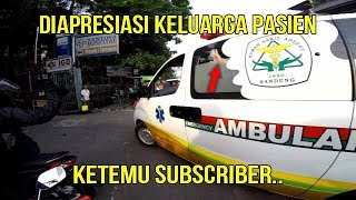 Video RS.ADVENT KE RS.SANTOSA AUTO DIAPRESIASI | ESCORTING AN AMBULANCE #23 MP3, 3GP, MP4, WEBM, AVI, FLV Juni 2019
