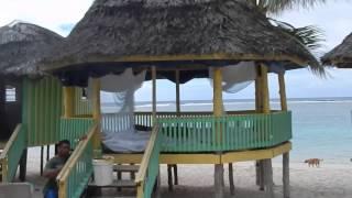 Lalomanu Samoa  city photo : Tour of Taufua Beach Fales - Lalomanu, Samoa