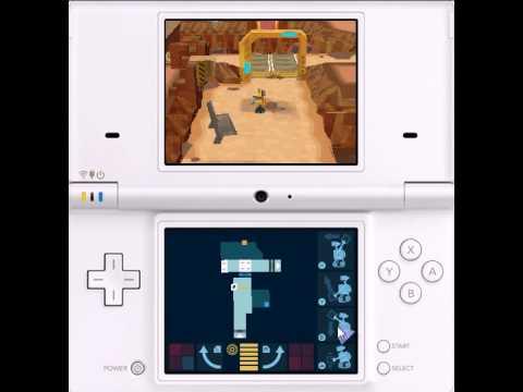 WALL-E Nintendo DS