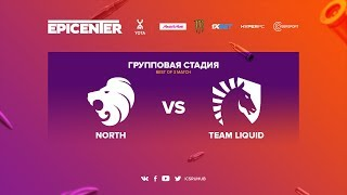 North vs Team Liquid - EPICENTER 2017 - map2 - de_mirage [Crystalmay, yXo]