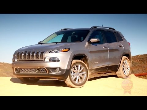2015 Jeep Cherokee Review - Kelley Blue Book