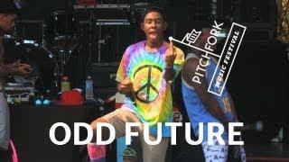 Odd Future - French - Pitchfork Music Festival 2011