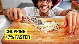 Video I Learned How They Chop Onions On The Street... MP3, 3GP, MP4, WEBM, AVI, FLV Januari 2019