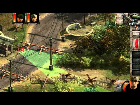 Commandos 2 : Men of Courage Dreamcast
