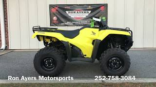 9. FourTrax Rancher 4x4 DCT IRS EPS