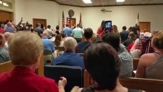 Cape Girardeau (MO) United States  City new picture : Naturalization Ceremony July 4, 2016 at Cape Girardeau, MO USA
