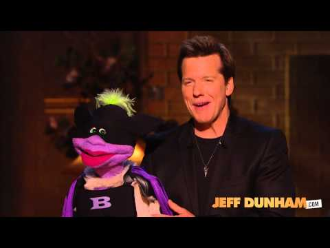 Jeff Dunham — Peanut is Batnut! — Minding the Monsters