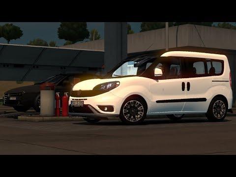 Fiat Doblo 2018 v1.0