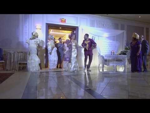Nigerian Igbo Grand Entrance (Traditional Wedding)   Celebrate The Njoku's