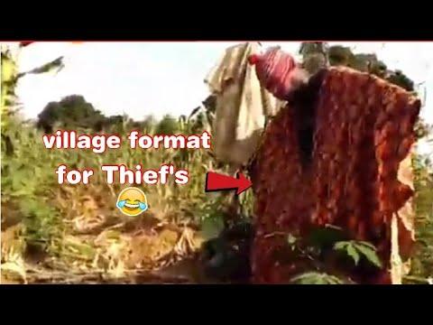 Very funny😂 the thief. Village sense #nollywood# #xploit#Comedy#