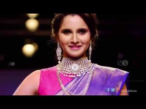 Video Sania Mirza Walks The Ramp at India International Jewellery Week download in MP3, 3GP, MP4, WEBM, AVI, FLV January 2017