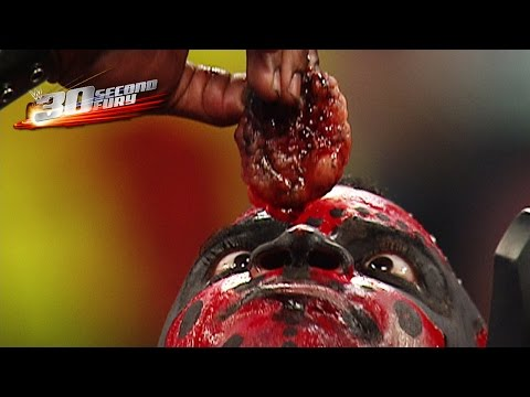 second - To get ready for the scariest night of the year, 30-Second Fury takes a look at The Boogeyman. Check out the worm-eaters creepiest moments. More THRILLING Classic content on WWE NETWORK :...