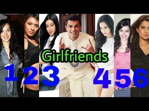 Karan Singh Grover's All Girlfriends From 2005 To 2017| Shocking..  Dont Miss It