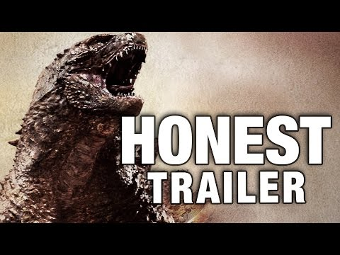 Honest Trailers Godzilla 2014