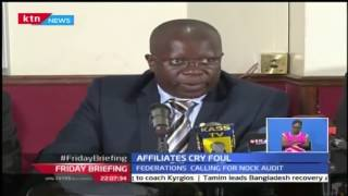 Friday Briefing: NOCK affiliates cry foul over NOCK officials trying to sabotage process