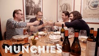 Chef's Night Out in Vienna with Konstantin Filippou by Munchies