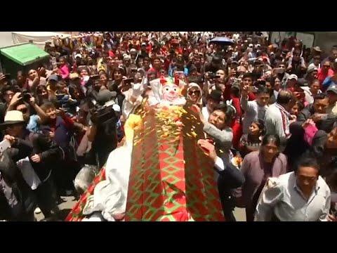 Βολιβία: Ήρθε η ώρα για το…καρναβάλι!