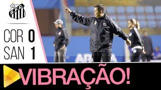 Um dos grandes responsáveis pela inédita conquista do Brasileirão 2017, o técnico Caio Couto extravasou com o gol de Sole Jaimes que garantiu a vitória de 1 a 0 sobre o Corinthians e o título para nossas Meninas! Confira!Curta nossa página no facebook: http://on.fb.me/hmRWEqSiga-nos no Instagram: http://bit.ly/1Gm9RCSSiga-nos no twitter: http://bit.ly/YC1k82Siga-nos no Google+: http://bit.ly/WxnwF8Veja nossas fotos no flickr: http://bit.ly/cnD21USobre a Santos TV: A Santos TV é o canal oficial do Santos Futebol Clube. Esteja com os seus ídolos em todos os momentos. Aqui você pode assistir aos bastidores das partidas, aos gols, transmissões ao vivo, dribles, aprender sobre o funcionamento do clube, assistir a vídeos exclusivos, relembrar momentos históricos da história com Pelé, Pepe, e grandes nomes que só o Santos poderia ter.Inscreva-se agora e não perca mais nenhum vídeo! www.youtube.com/santostvoficial-------------------------------------------------------------** Subscribe now and stay connected to Santos FC and your idols everyday!http://bit.ly/146NHFUVisit Santos FC official website: www.santosfc.com.brLike us on facebook: http://on.fb.me/hmRWEqFollow us on Instagram: http://bit.ly/1Gm9RCSFollow us on twitter: http://bit.ly/YC1k82Follow us on Google+: http://bit.ly/WxnwF8See our photos on flickr: http://bit.ly/cnD21UAbout Santos TV: Santos TV is the official Santos FC channel. Here you can be with your idols all the time. Watch behind the scenes, goals, live broadcasts, hability skills, learn how the club works, exclusive videos, remember historical moments with Pelé, Pepe and all of the awesome players that just Santos FC could have. Subscribe now and never miss a video again! www.youtube.com/santostvoficial