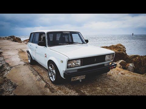 Hurja Lada – Car I'm in LOVE with: SR20 420whp Lada 2104