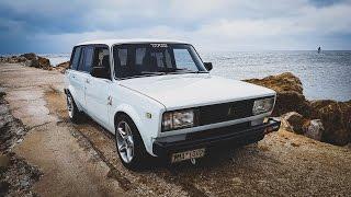 Odj*bali ją na cacy! Kozacka Lada z silnikiem SR20 o mocy 420 KM!