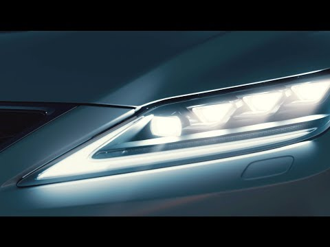 Lexus RX 450h | BladeScan Adaptive High-beam