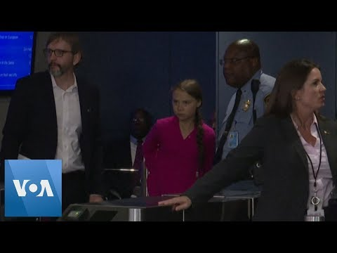 Video - Η Γκρέτα Τούνμπεργκ φυσικά απάντησε στον Τραμπ