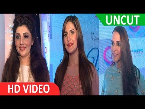 UNCUT | Curtain Raiser | Pune | Bridal Extravaganza | Neha Dhupia  | Zarine Khan | Archana Kochhar