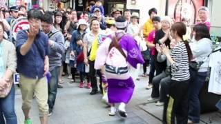 【東京都】阿波踊りでフラッシュモブ!?@高円寺