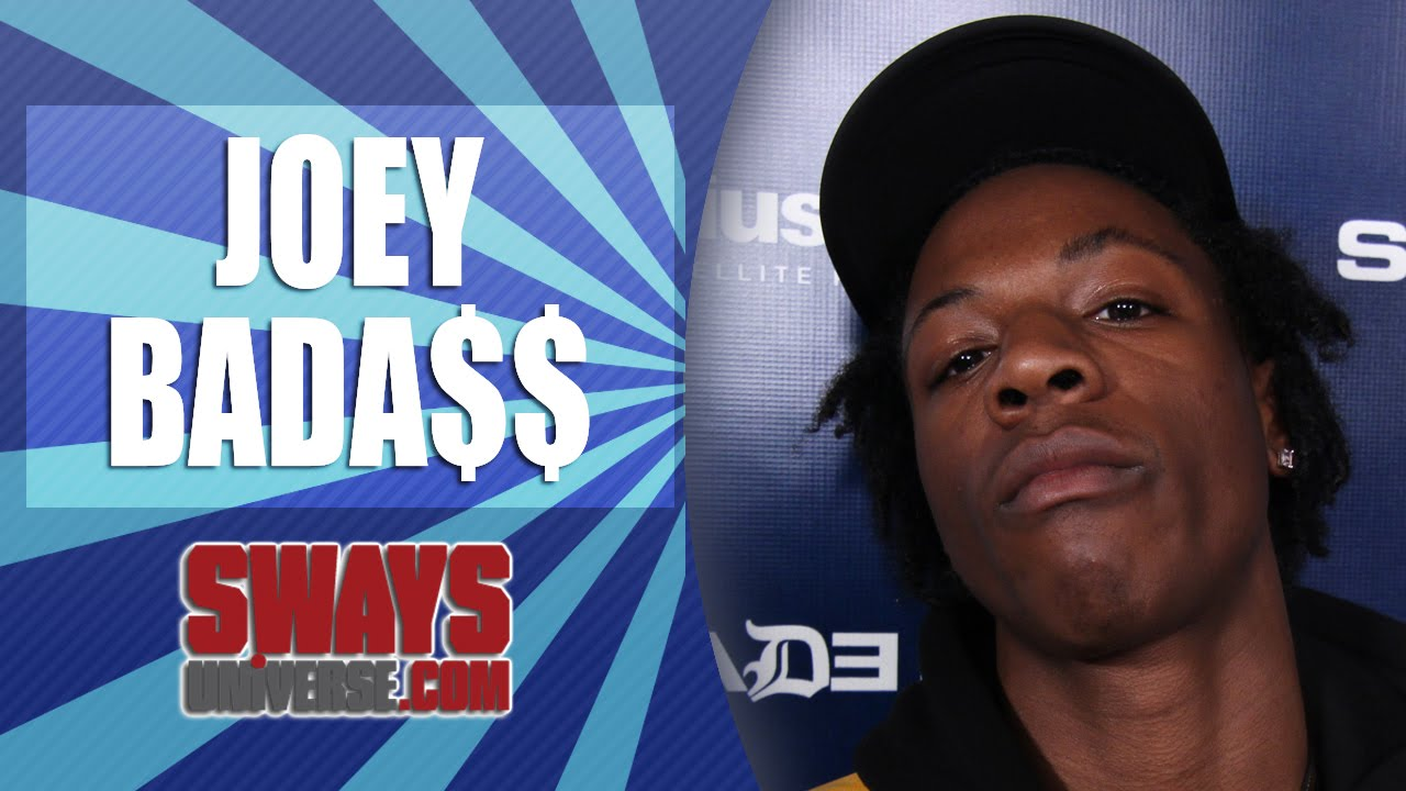 joey badass teach me how to dance