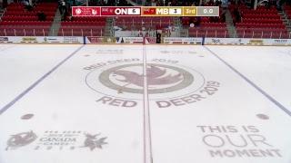 2019 CWG - Men's Hockey - Game 27 - MB vs ON