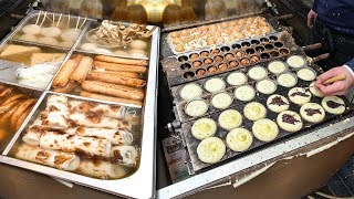 Video JAPANESE STREET FOOD in Osaka 🍣 Kuromon Market Tour MP3, 3GP, MP4, WEBM, AVI, FLV Juli 2019