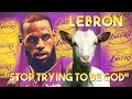 """""""STOP TRYING TO BE GOD"""" ᴴᴰ (LAKERS HYPE MIX 2018)"""