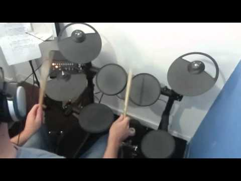Aire - Estelares (Drum cover)