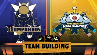 St. Louis Rampardos Team Building UCL S2 Week 5: VS Manchester Magnezones by aDrive