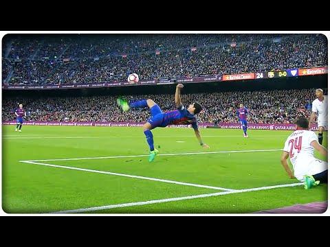 20 Luis Suarez Goals That Shocked The World