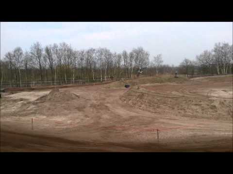 gp motocross - allenamento di villopoto, herlings, nagl, bogers, waters!