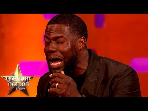 Kevin Hart Had A Buffalo Wing Thrown At Him In A Male Strip Club | The Graham Norton Show